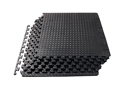 ProSource-Puzzle-Exercise-Mat-EVA-Foam-Interlocking-Tiles