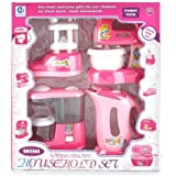 Techhark Home Appliances Set For Kids Multi-color