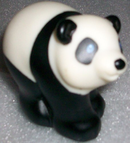 Fisher Price Little People Ark Animal Panda Replacement Figure Doll Toy - 1