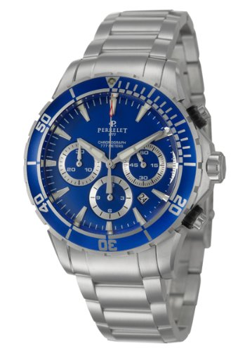 Perrelet Diver Seacraft Chronograph Men's Automatic Watch A1054-C