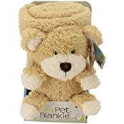 My Pet Blankie Original Bear Plush, One Color, One Size