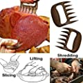 BearPaws - Meat Handler Forks & Perfect for Pulled Pork or Serving Roasted Meats such as Turkey and Chicken
