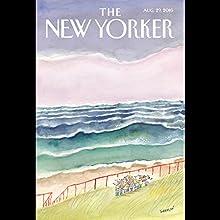 The New Yorker, August 29th 2016 (Vinson Cunningham, Ed Caesar, Adam Gopnik) Periodical by Vinson Cunningham, Ed Caesar, Adam Gopnik Narrated by Dan Bernard, Christine Marshall