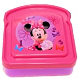 Disney Minnie Mouse Bowtique Sandwich Keeper