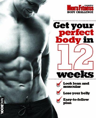 Men\'s Fitness Body Challenge