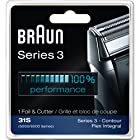 Braun Series 3 Combi 31s Foil And Cutter Replacement Pack (Formerly 5000/6000)