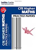 Practice Papers for SQA Exams - CfE Higher Maths Practice Papers for SQA Exams