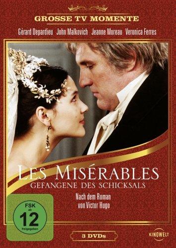 Les Misérables - Gefangene des Schicksals [3 DVDs]