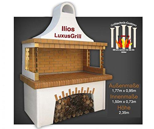 Gartengrillkamin Ilios
