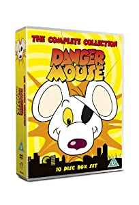 Danger Mouse - The Complete Collection (10 Disc Box Set) [DVD]