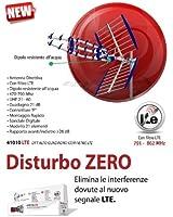 DISTURBO ZERO-41010/LTE-ANTENNA DIRETTIVA ALTO GUADAGNO CON FILTRO LTE - 21 elementi - 21 dB -