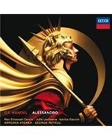 Handel: Alessandro [+digital booklet]