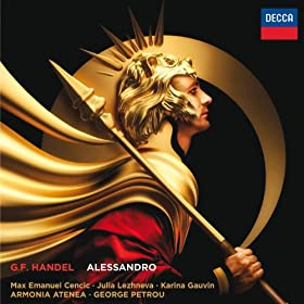 Handel: Alessandro [+digital booklet]