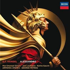"""Handel: Alessandro - Opera in 3 Acts, HWV 21 / Act 2 - Aria: """"Dica il falso, dica il vero"""""""