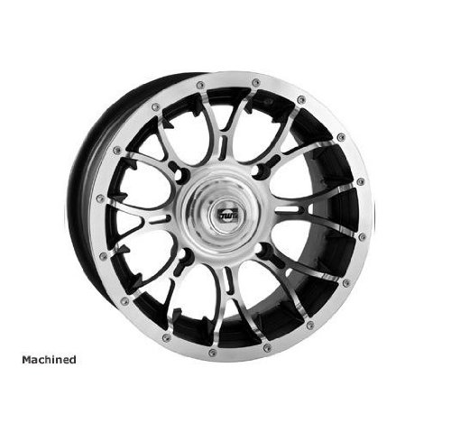 DWT Racing Diablo Wheels. 12x7, 4+3 Offset, 4/110-115