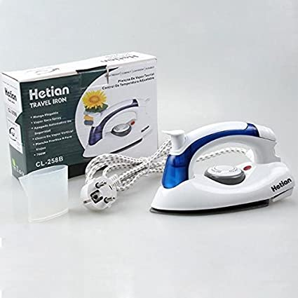 Hetian CL-258B Mini Steam Travel Iron