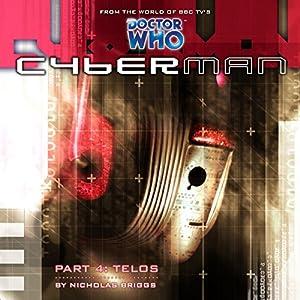 Cyberman - 1.4 Telos Audiobook