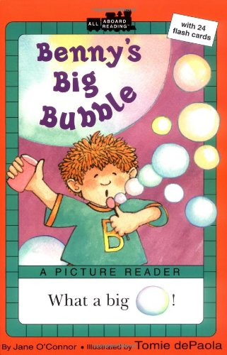 Benny's Big Bubble (All Aboard Reading)