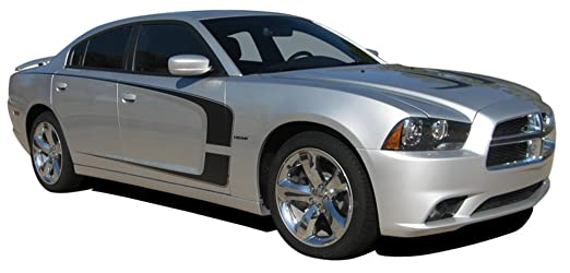 Dodge Charger Stripes Decals Dodge Charger C-stripe