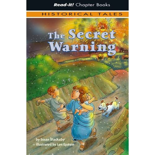 The Secret Warning (Read-It! Chapter Books: Historical Tales)
