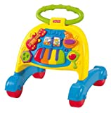 Fisher-Price Brilliant Basics Musical Activity Walker Baby, NewBorn, Children, Kid, Infant
