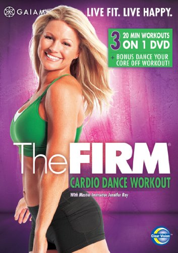 The Firm - Cardio Dance Workout [DVD]