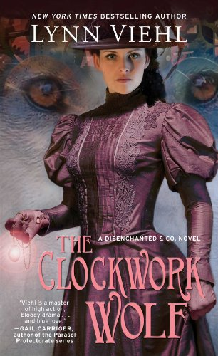 Image of The Clockwork Wolf (Disenchanted & Co.)