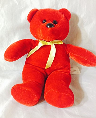 Valentine Bear with Bow - 1