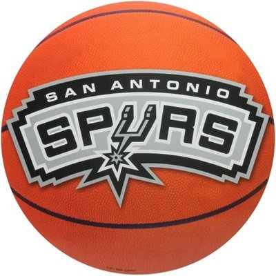 cutout 12 inches bulk san antonio spurs