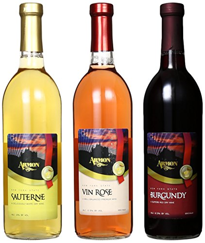 Armon Traditional Wines Mixed Pack, 3 X 750 Ml