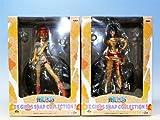 ワンピース デラックス ガールズ スナップ コレクション3 バンプレスト (全2種フルセット+ポスターおまけ)
