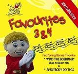 Jo Jingles Favourites 3 & 4 CD