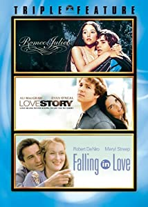 Romeo & Juliet / Love Story / Falling In Love (Triple Feature)
