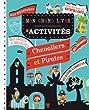 Mon grand livre d'activit�s - Chevaliers et pirates