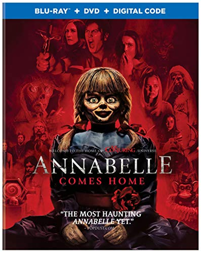Blu-ray : Annabelle Comes Home (2 Discos)