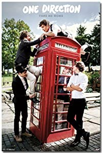 One Direction - Take Me Home Art Poster PRINT Unknown 22x34 from Library Images