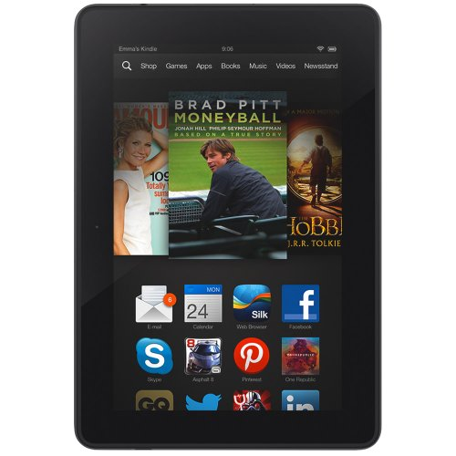 Kindle Fire HDX 7 ' Black Friday & Cyber Monday 2014
