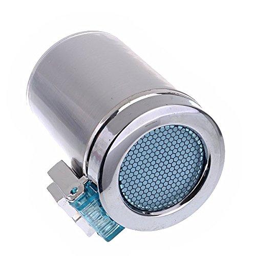 Pixnor cilindro portatile a forma di luce led blu auto for Luce led blu