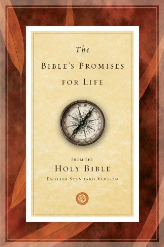 The Bible's Promises for Life (From the Holy Bible, English Standard Version / Redesign) (Personal Promise Bible compare prices)