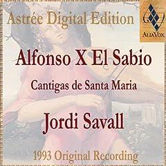 Alfonso X El Sabio - Cantigas De Santa Maria