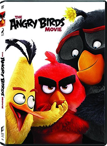 [The Angry Birds Movie NEW 2016 Anime, Kids, Family SEALED NOW SHIPPING ! !] (Danny Bee Costumes)