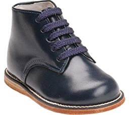 Josmo - Baby Walker Leather Dress Shoe, Navy 38211-3MUSInfant