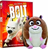 Bolt (With Free Rhino Soft Toy) [DVD]