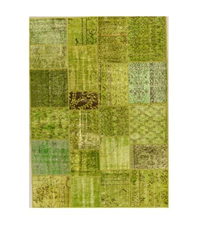 Design Community By Loomier Alfombra Anatolian Vintage Verde 250 x 300 cm