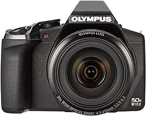 """Olympus SP-100EE Appareil photo numérique bridge 16,8 Mpix - Ecran 3"""" - Zoom Optique 50x - Noir"""