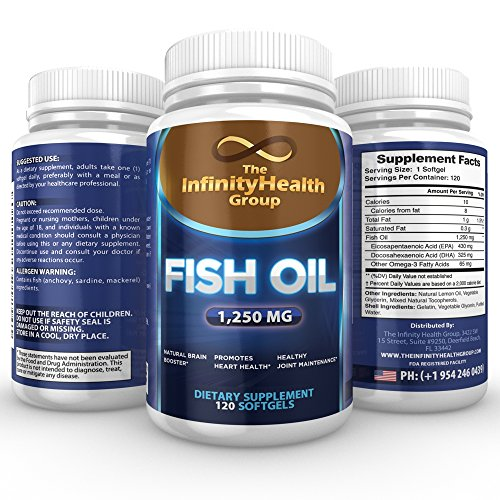 Top best 5 fish oil bodybuilding for sale 2016 product for Fish oil benefits bodybuilding