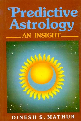 Predictive Astrology: An Insight
