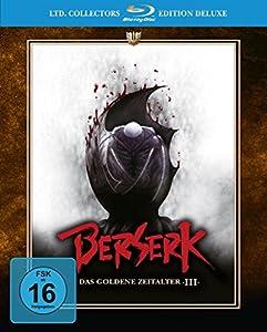 Berserk - Das goldene Zeitalter 3 [Blu-ray] [Limited Deluxe Collector's Edition]