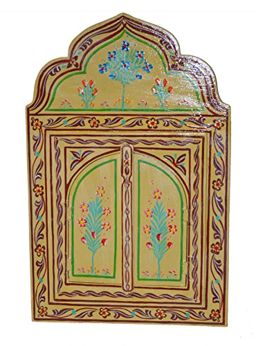 Moroccan Mirrors Hand Made Wood Morrish Mirror Hand Painted