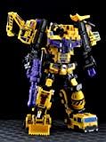 Transformers Maketoys Giant - Limited Edition Yellow Version